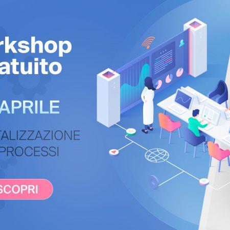 workshop Digitalizzazione processi