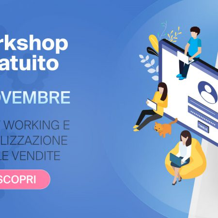 workshop smart working e digitalizzazione endite